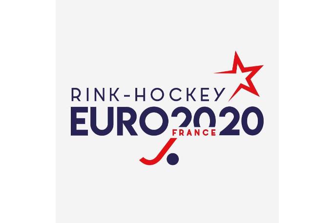 logo euro hoquei 2020