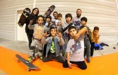 Escola skate 15 - grup 2