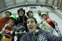 Escola skate 16 - grup 2