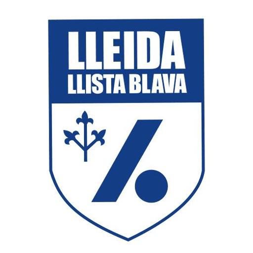 Logo Lleida Llista Blava